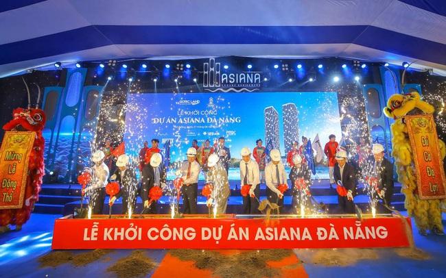 Gotec Land chính thức khởi công dự án căn hộ cao cấp Asiana Đà Nẵng