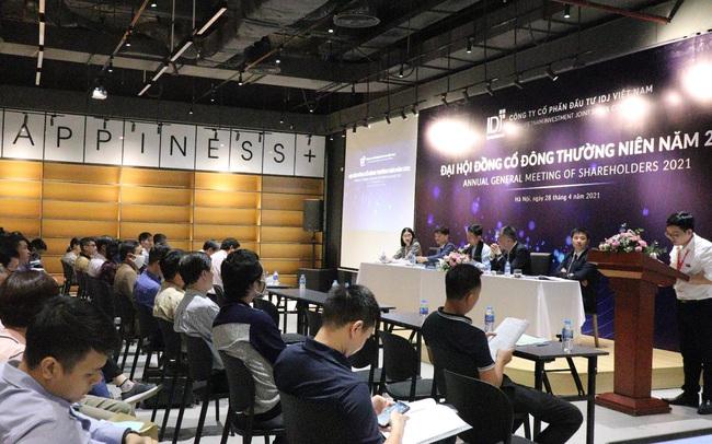 Đại hội cổ đông IDJ thông qua kế hoạch kinh doanh tăng trưởng doanh thu nghìn tỷ