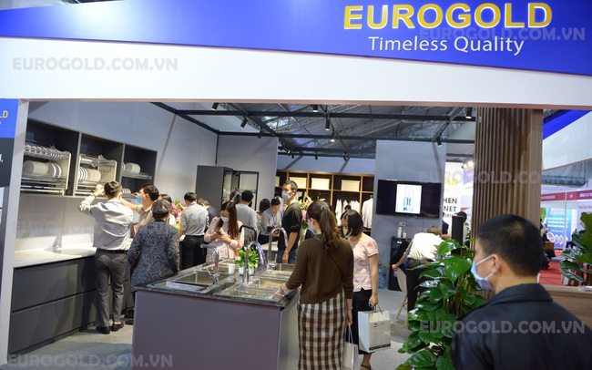 Smart kitchen Eurogold - xu thế của cuộc sống hiện đại