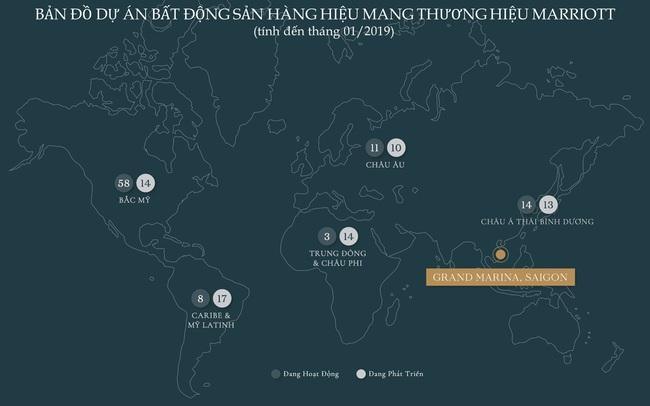 Việt Nam ở đâu trên bản đồ bất động sản hàng hiệu của thế giới?