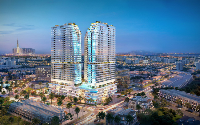 Tận hưởng cuộc sống hoàn mỹ nơi trung tâm thành phố tại King Crown Infinity