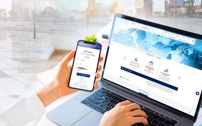 Miễn phí BIDV iBank - Chuyển tiền thật nhanh