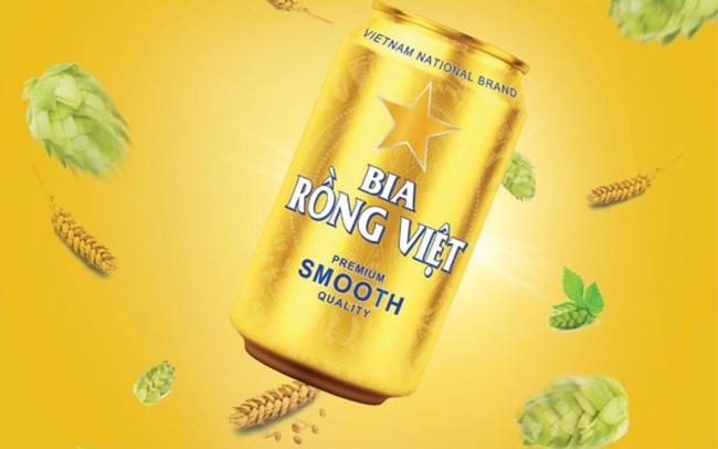 Công ty Bia Hạ Long ra mắt Bia Rồng Việt