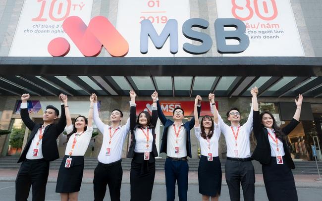 MSB thuộc top nhà tuyển dụng được yêu thích nhất 2020 do CareerBuilder công bố