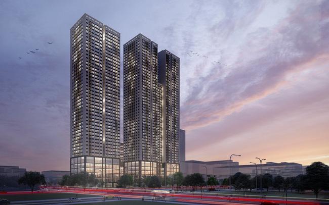 """Trên đà """"Bắc tiến"""", APGCons tiếp tục trúng thầu dự án căn hộ cao 50 tầng tại Hà Nội"""