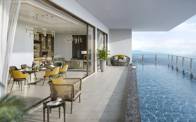 Địa ốc MGV phân phối độc quyền dự án Sky Residences Intercontinental  Residences Halong Bay