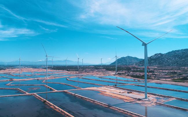 Báo quốc tế đưa tin về Tổ hợp kinh tế muối và năng lượng tái tạo hàng đầu Việt Nam