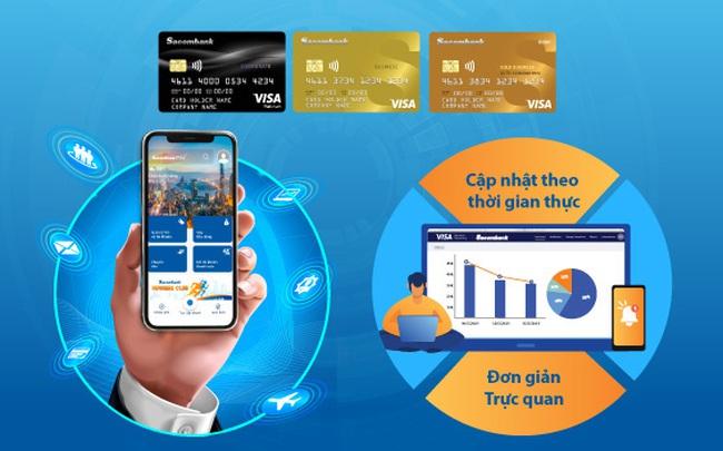Sacombank nâng cao hiệu quả quản lý thu-chi, tận hưởng nhiều ưu đãi giá trị cho doanh nghiệp