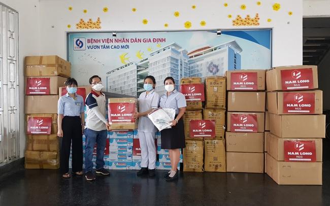 Nam Long ủng hộ 12 tỷ đồng hỗ trợ tiếp sức cộng đồng vượt đại dịch Covid-19