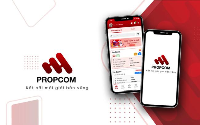 Ứng dụng công nghệ Propcom – Giải pháp cho môi giới bất động sản mùa dịch