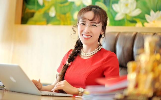 Nữ doanh nhân trở thành tỷ phú số 1111 thế giới trên bảng xếp hạng Forbes