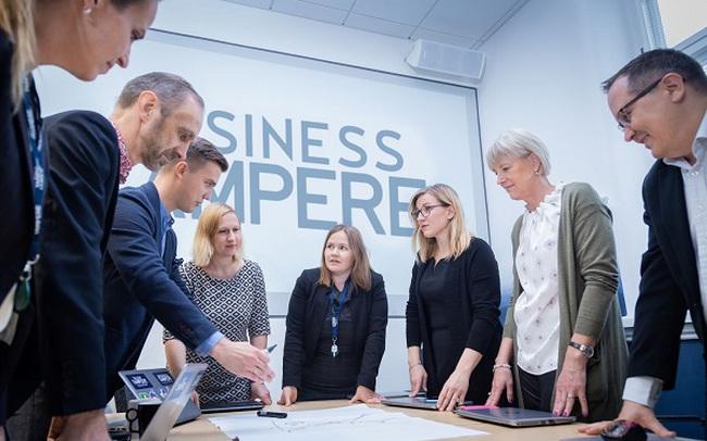 Startup Việt được hỗ trợ khởi nghiệp tại thành phố Tampere, Phần Lan