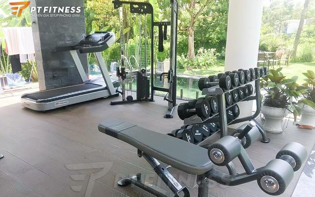 Thiết kế lắp đặt phòng Gym tại nhà, cơ quan, văn phòng - xu hướng mới lên ngôi