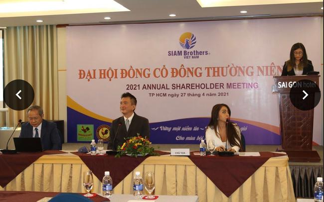 Siam Brothers (SBV): Sản lượng sản phẩm phục vụ đánh bắt tháng tư tăng cao