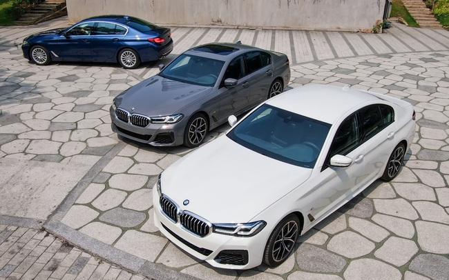 BMW 5 Series M Sport – Cá tính thể thao riêng biệt từ BMW