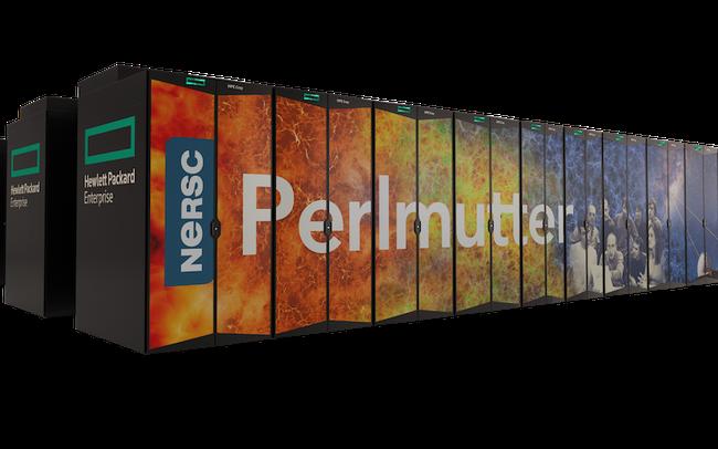 Siêu máy tính Perlmutter hàng đầu thế giới được xây dựng trên nền tảng HPE Cray Shasta