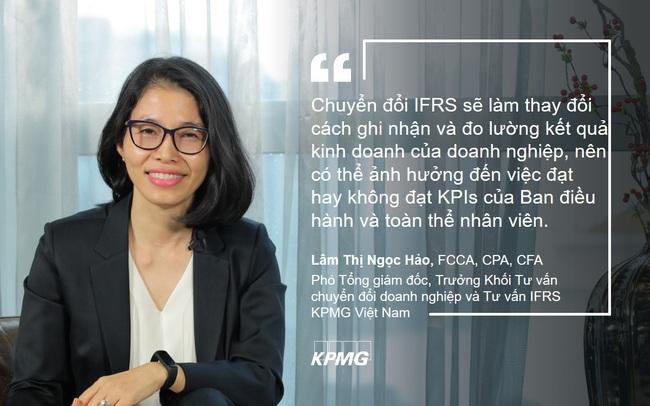 Những khó khăn và thách thức trong quá trình chuyển đổi sang IFRS