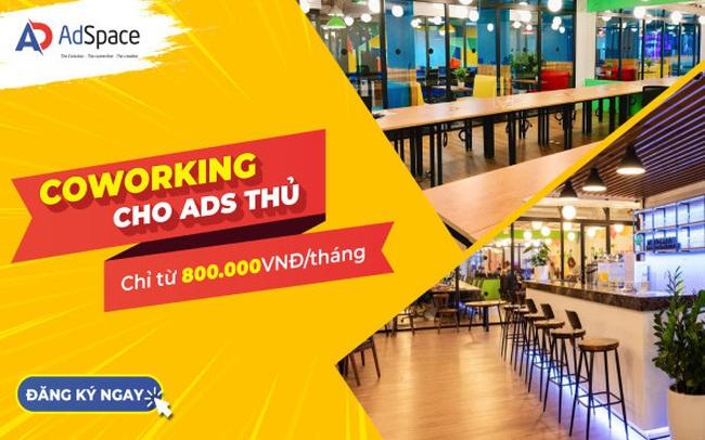 AdSpace - Coworking Space hàng đầu Hà Nội dành riêng cho cộng đồng Kinh doanh Online
