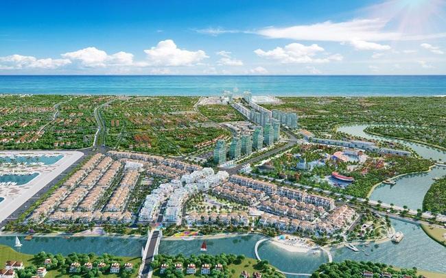 Ra mắt thành phố nghỉ dưỡng ven sông - Sun Riverside Village tại Sầm Sơn