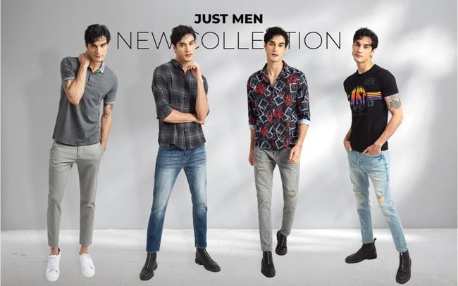 Just Men – Thương hiệu được nhiều bạn trẻ lựa chọn hiện nay