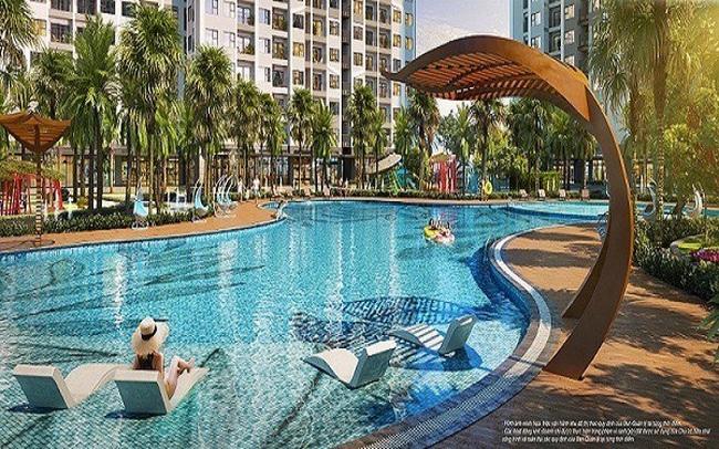 Sắp xuất hiện tòa căn hộ phong cách resort Mỹ tại trung tâm phía Tây Thủ đô