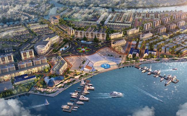 Giải mã sức hút của bất động sản bên bến du thuyền tại Aqua City