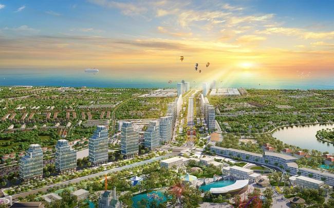 Nâng tầm du lịch Sầm Sơn bằng trục đại lộ trung tâm tầm cỡ thế giới