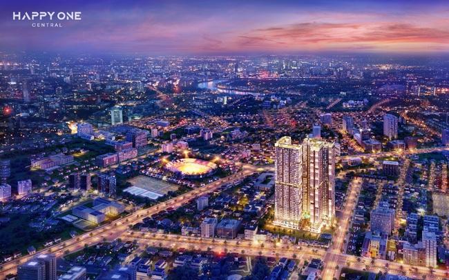 Vạn Xuân Group chính thức ra mắt giai đoạn 2 Khu phức hợp căn hộ thông minh TT TP Thủ Dầu Một – Happy One Central