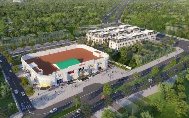 Vincom Shophouse Thái Hòa, Nghệ An: Cơ hội sinh lời vượt trội cho giới đầu tư