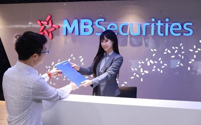 Thanh khoản thị trường bùng nổ - MBS tăng vốn khủng