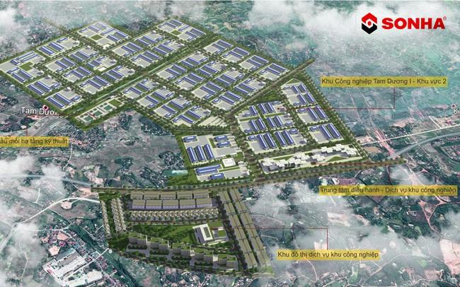 Bất động sản khu công nghiệp – lá bài chưa lật của tập đoàn Sơn Hà
