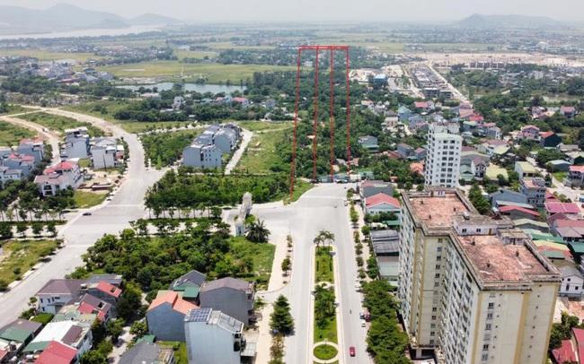 Thành phố Vinh - Tuyến đường Lê Mao đoạn đi qua Vinh Heritage tái khởi động