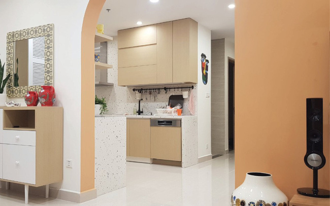 Xu hướng sử dụng đá nhân tạo gốc thạch anh trong thiết kế nội thất