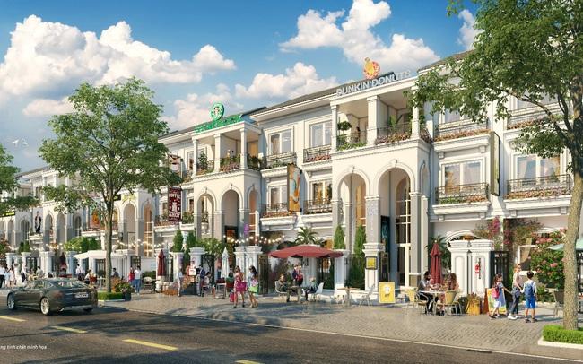 """Vinh Heritage sắp ra mắt mô hình """"Phố thương mại Châu Âu"""""""