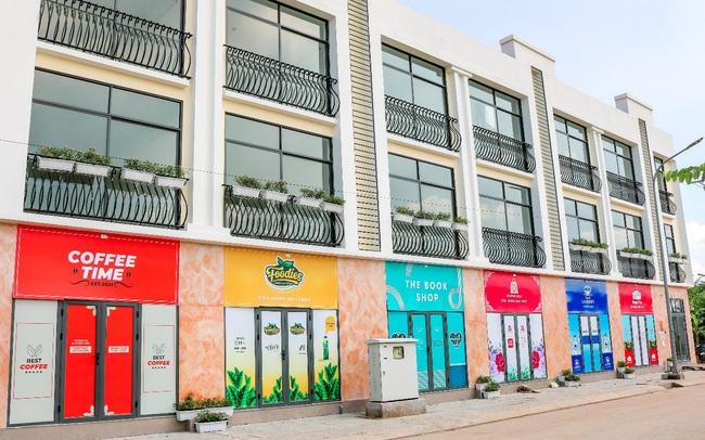 Kinh doanh đắc lộc tại Phố Thương gia Phước Thới – chỉ còn 25 căn trục chính