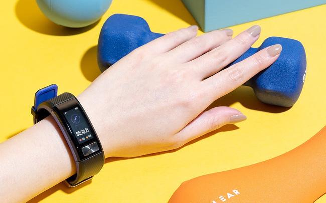 """Bật mí """"sức hút"""" của chiếc vòng tay thông minh smartband J2"""