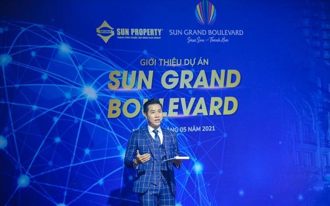 Sự kiện trực tuyến giới thiệu Sun Grand Boulevard khuấy động thị trường
