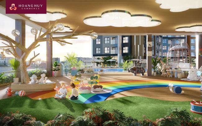Hoang Huy Commerce - Nơi tiên phong kiến tạo đẳng cấp sống mới tại thành phố cảng