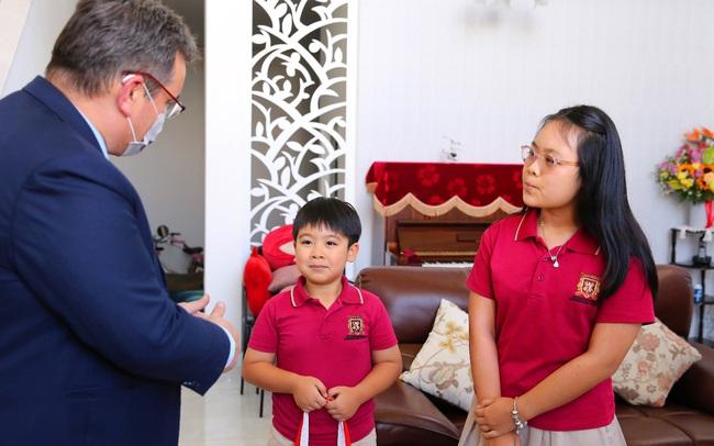 Lễ bế giảng đặc biệt tại Trường Quốc tế Việt Úc