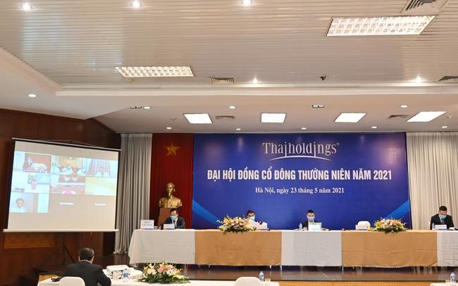 """Thaiholdings lộ rõ kế hoạch 2021, lợi nhuận tăng """"nóng"""""""