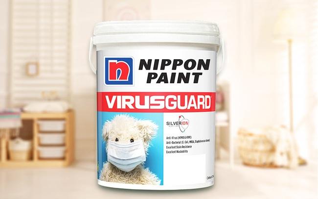 Tăng cường lá chắn bảo vệ trước virus, vi khuẩn bằng Nippon Paint VirusGuard