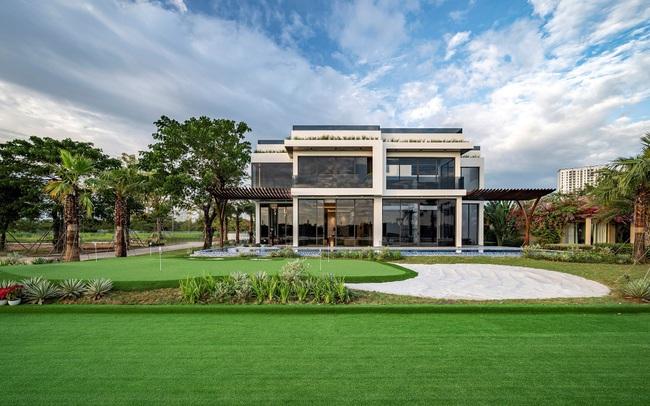 Biệt thự triệu đô giữa lòng sân Golf chuẩn PGA tại Việt Nam