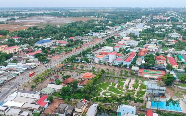 Thị trấn Hòa Bình, Bạc Liêu sắp có khu dân cư ven sông kiểu mẫu