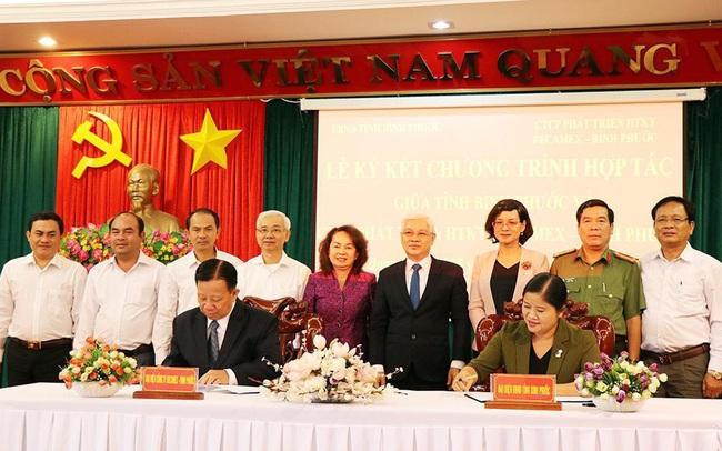 IDC Bình Dương góp phần hiện thực khát vọng xây dựng Bình Phước xứng tầm địa bàn trọng điểm Đông Nam Bộ