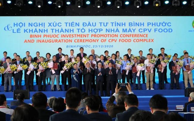 Vốn FDI tăng 671,8%, Bình Phước hút vốn nhà đầu tư nước ngoài
