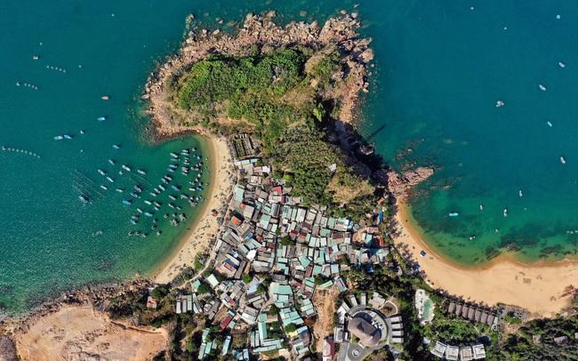 Bãi Xếp 'thiên đường nghỉ dưỡng' mới tại Quy Nhơn