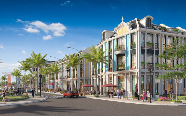Shoptel La Queenara Hội An – Sản phẩm dành cho nhà đầu tư
