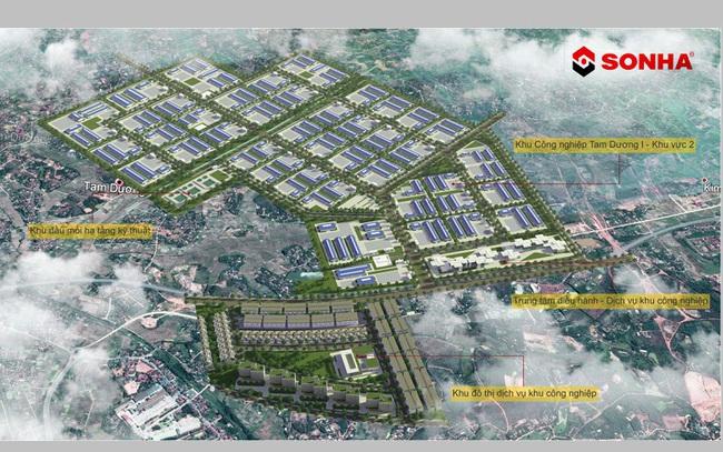 Tập đoàn Sơn Hà: bất động sản khu công nghiệp cất cánh