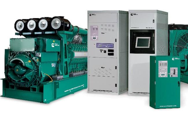 Nhà phân phối duy nhất được uỷ quyền của máy phát điện nhãn hiệu Cummins Power Generation (CPG)