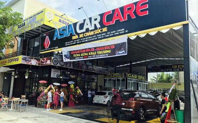 Kinh nghiệm mở tiệm rửa xe ô tô nhanh thu hồi vốn bạn nên biết
